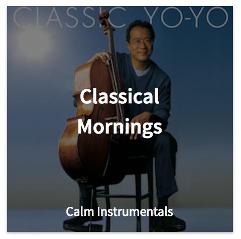 classical mornings