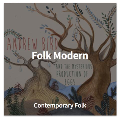folk modern