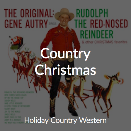 Cloud Cover Music's Country Christmas Station