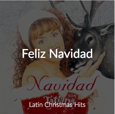 Cloud Cover Music's Feliz Navidad Station