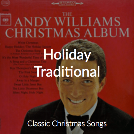 Cloud Cover Music's Holiday Traditional Station