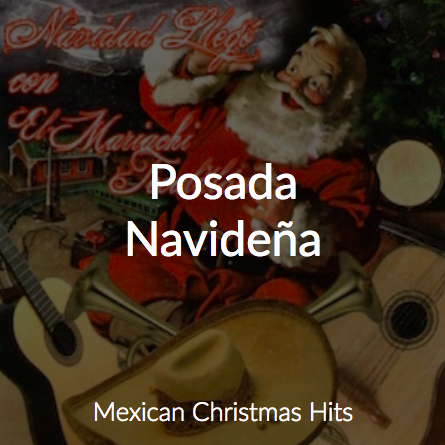 Cloud Cover Music's Posada Navidena Station